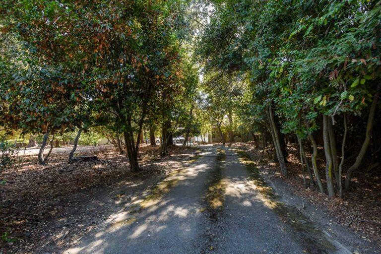 210 Uplands Drive in Hillsborough, California